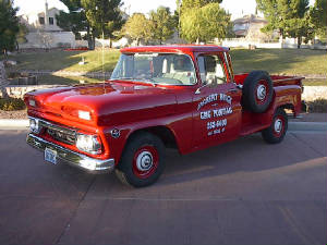 1960 GMC Pickup - Information and photos - MOMENTcar