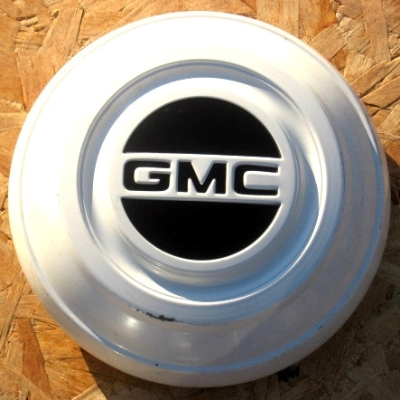Gmc Hubcap Painted For Sale